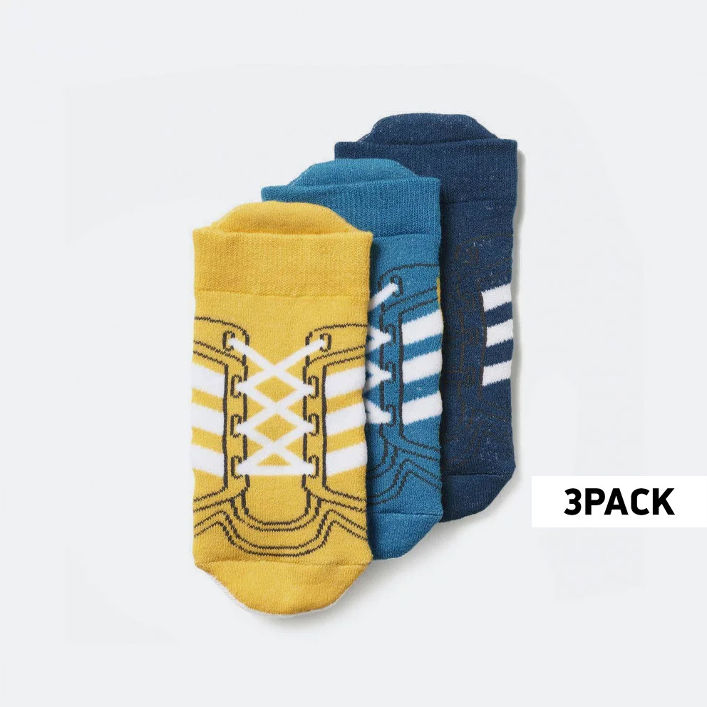 adidas Performance Ankle Socks 3 Pairs