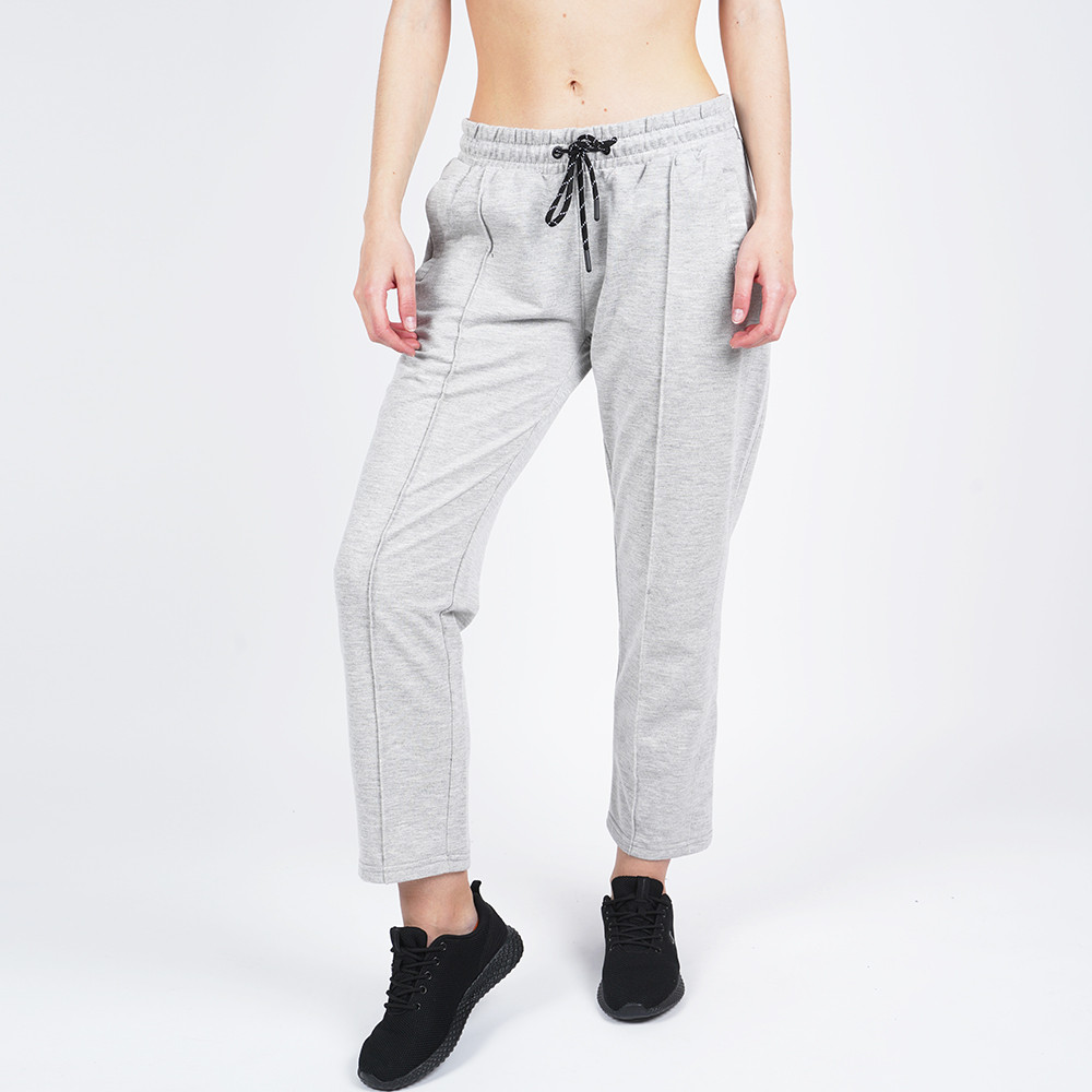 Body Action Women's Cropped Track Pants (9000050089_1892)