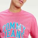 Tommy Jeans Varsity Logo Men's Tee