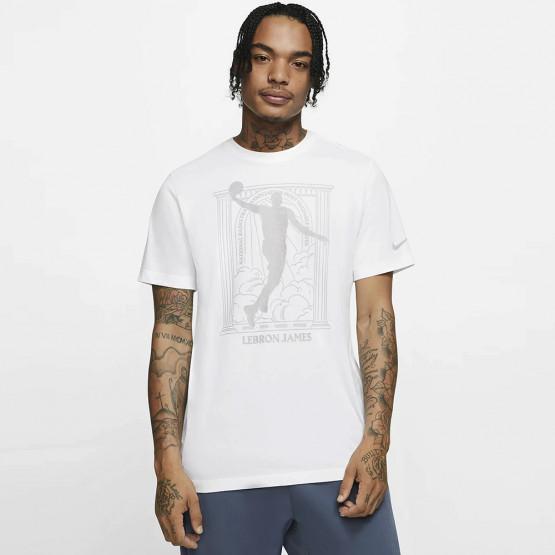 """Nike Dri-Fit Nba """"lebron James Lakers Mvp"""" Men's T-Shirt"""