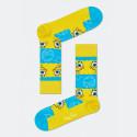 Happy Socks Sponge Bob Say Cheese Burger Sock