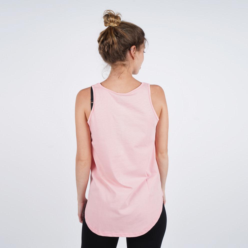 Target 'Work Harder' Γυναικεία Αμάνικη Μπλούζα