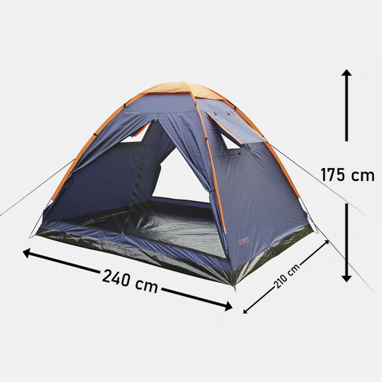Escape Trail Iv Fits 4 People