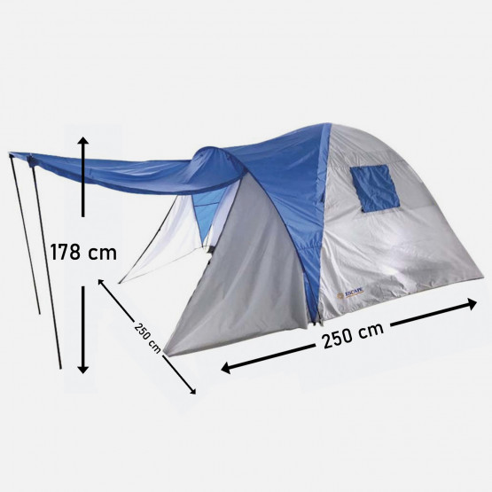 Escape Park V2 Tent Fits 4 People