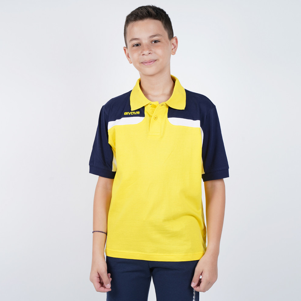 Givova Polo Spring Παιδικό Polo T-Shirt