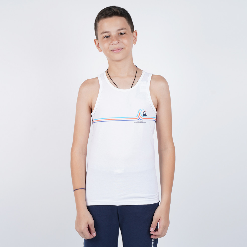 Quiksilver Stone Cold Boys' Tank Top