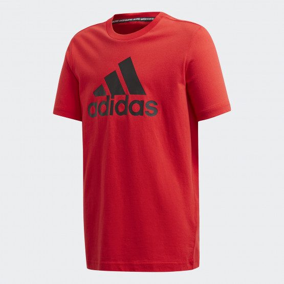 adidas Performance Kids Must Haves Badge Of Sport Tee