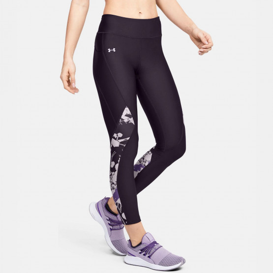 Under Armour Women's Hg Armour Printed Ankle Crop