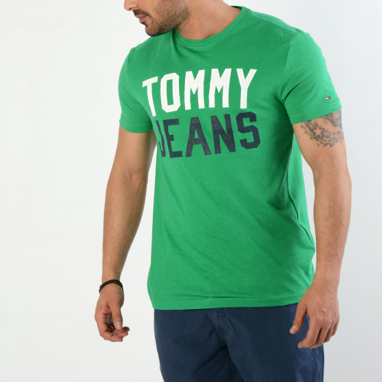 Tommy Jeans College Logo Tee