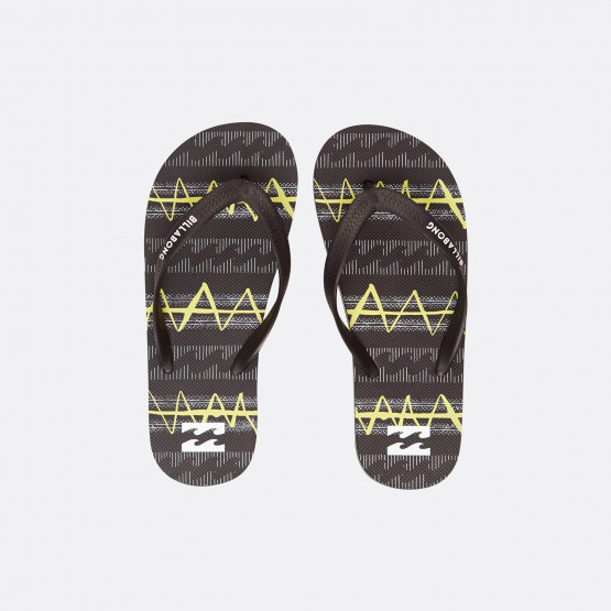 Billabong Tides Boy's Flip-Flops