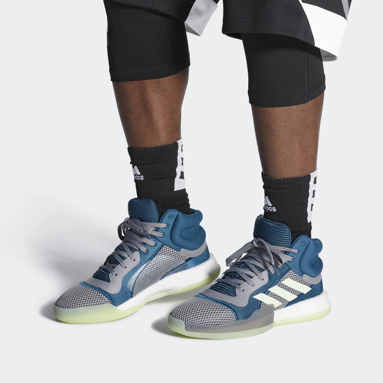 Adidas Marquee Boost - Ανδρικά Μπασκετικά Παπούτσια (9000031927_39542)