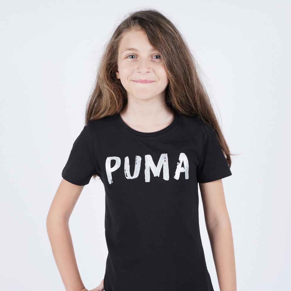 Puma Alpha Girls' Tee