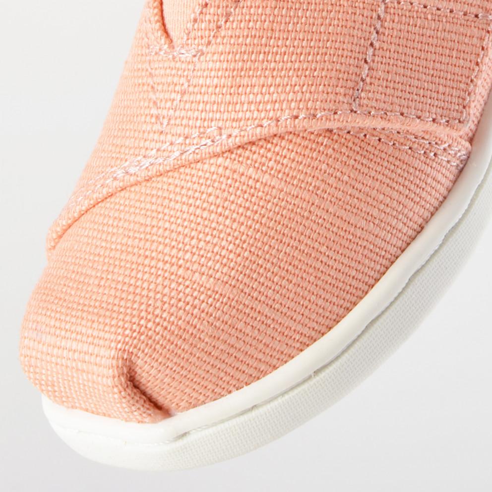 TOMS Coral Pink Hrtg Cvs Tn Alpr Esp