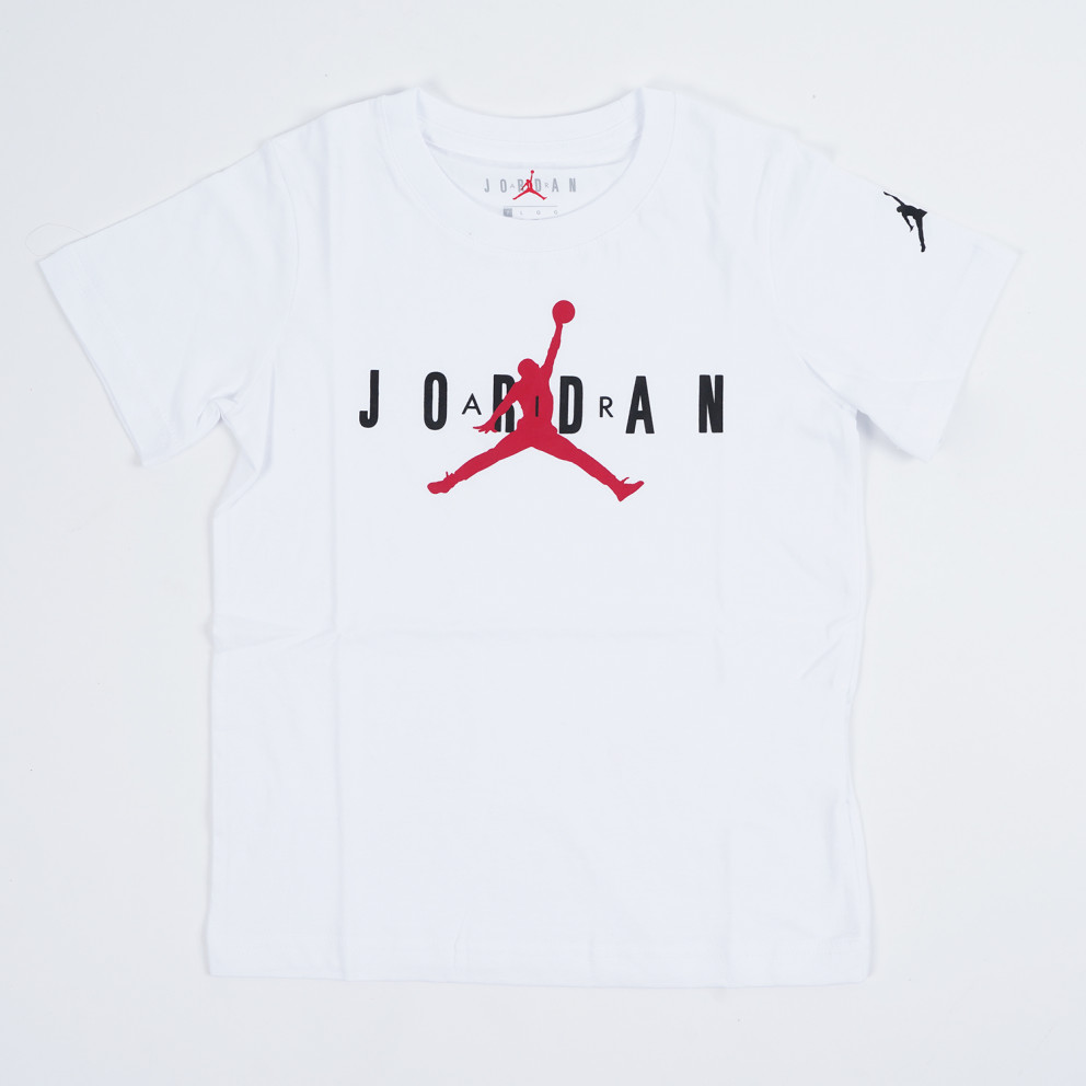 Jordan Brand Tee 5 WHITE 8U5175-001