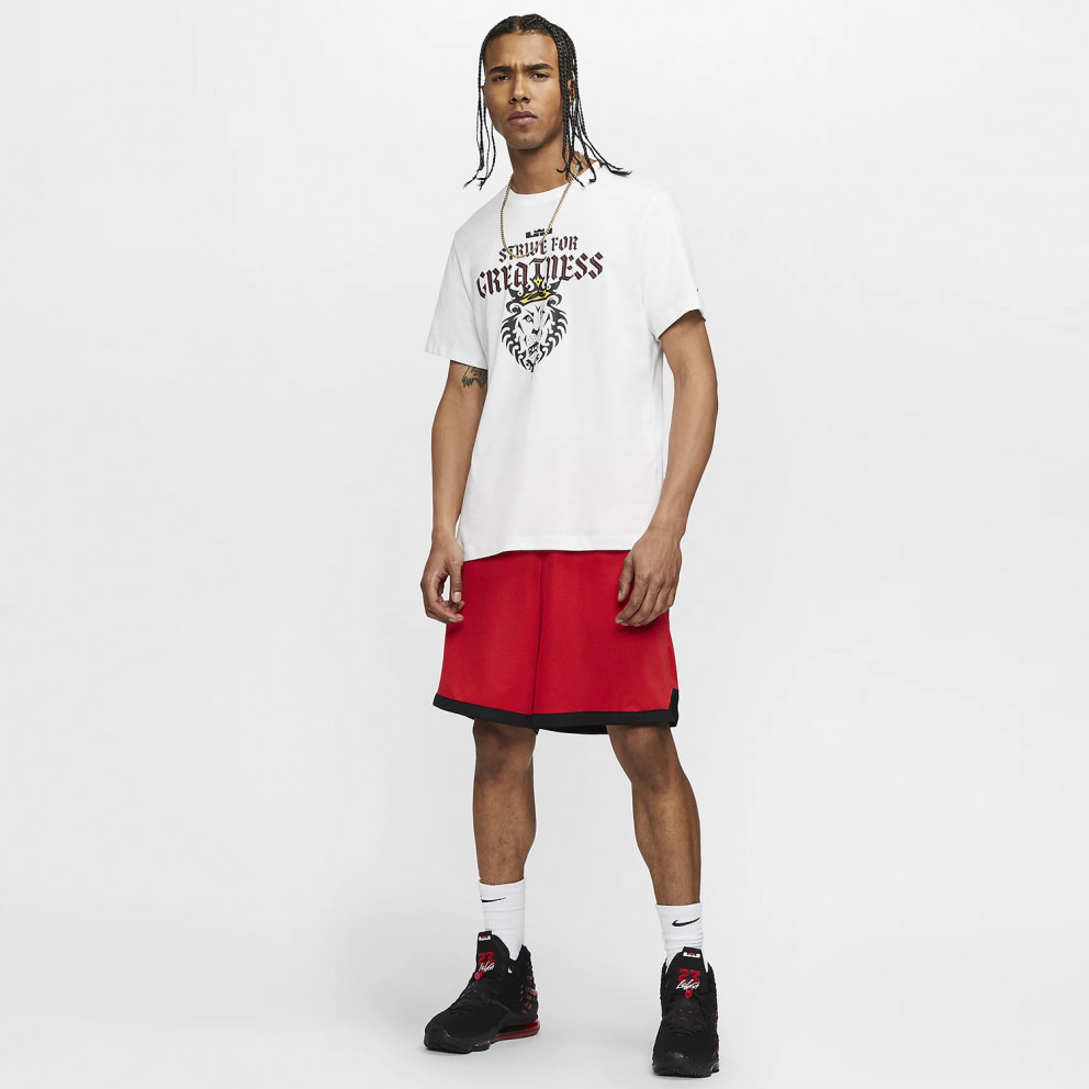 Nike Sportswear Lebron Dry Men's Tee Lion Logo