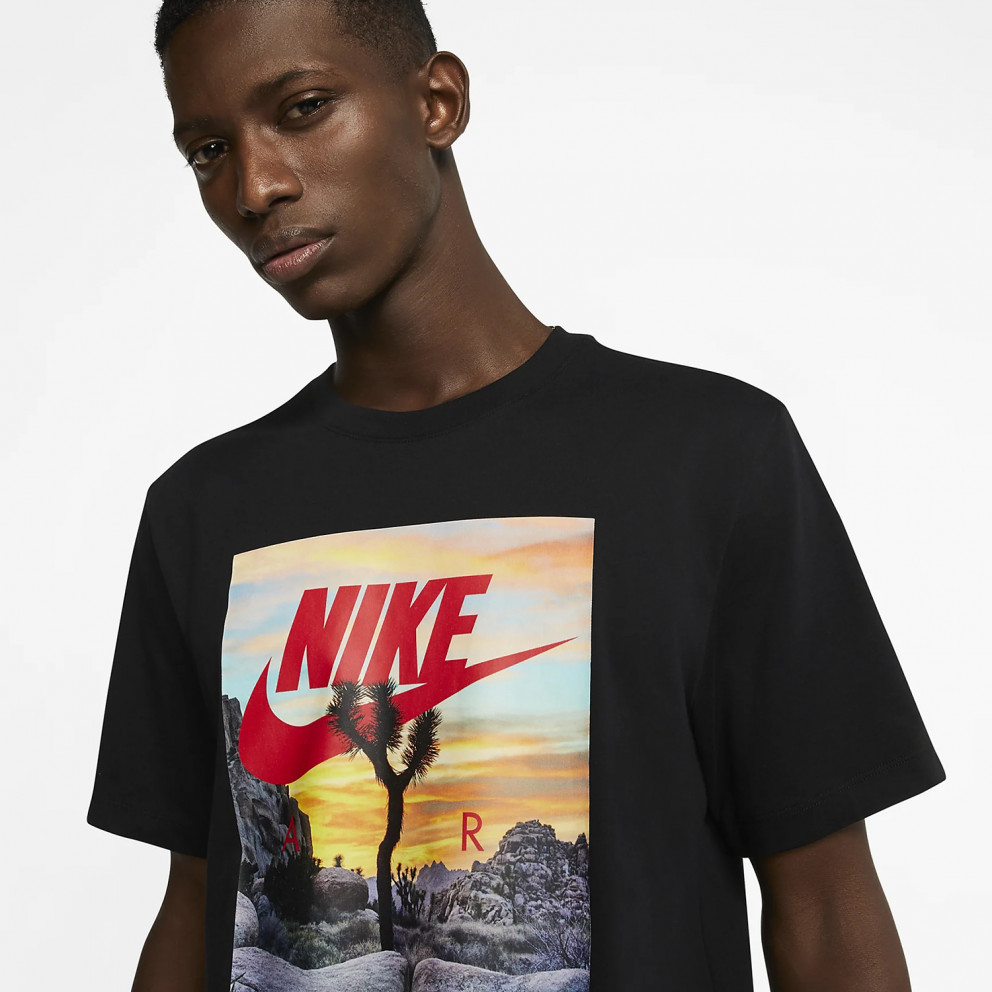 Nike Sportswear Festival Photo Ανδρικό T-shirt