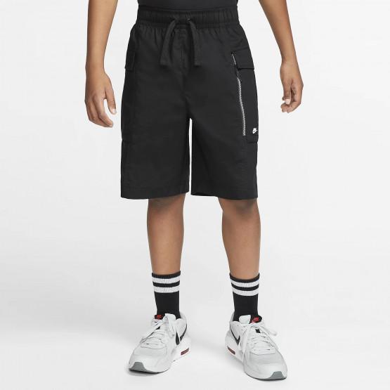 Nike Sportswear Boys Woven Cargo Short