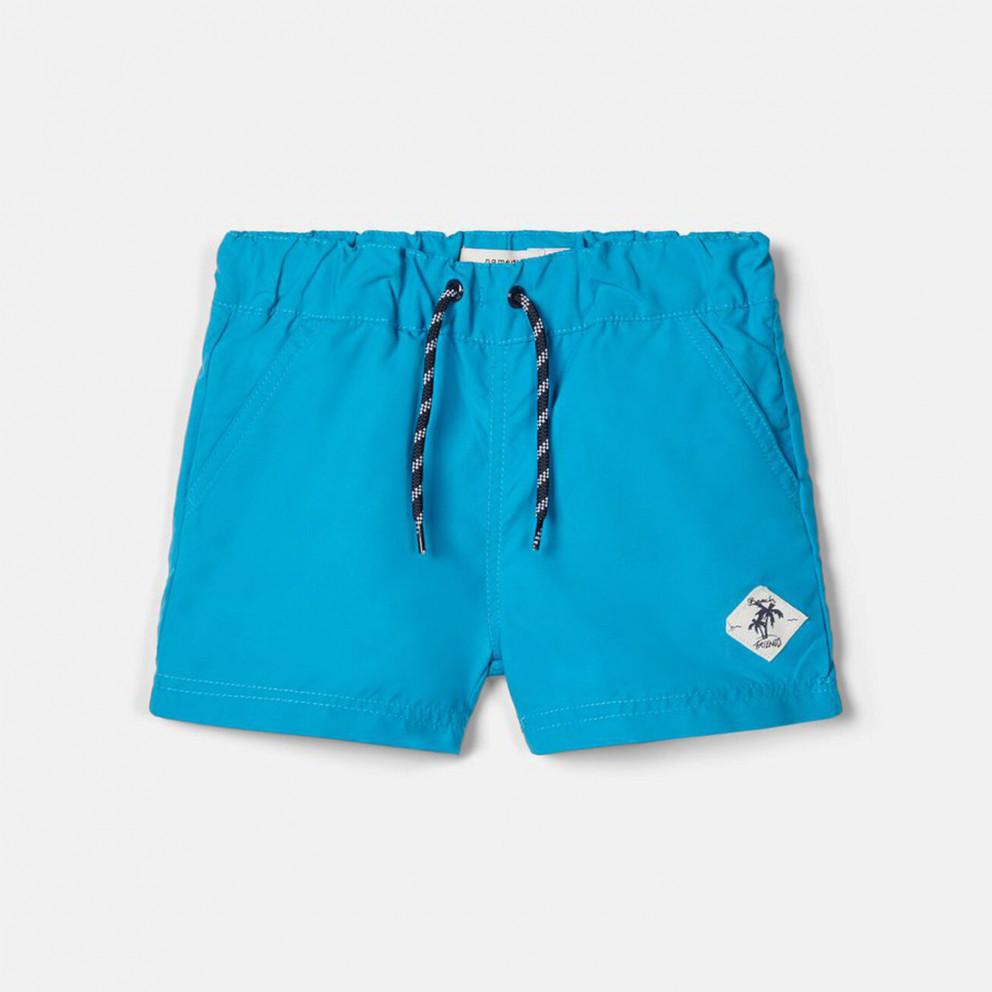 Name it Swimshorts Male Wov Pl100 Kids' Swim Shorts