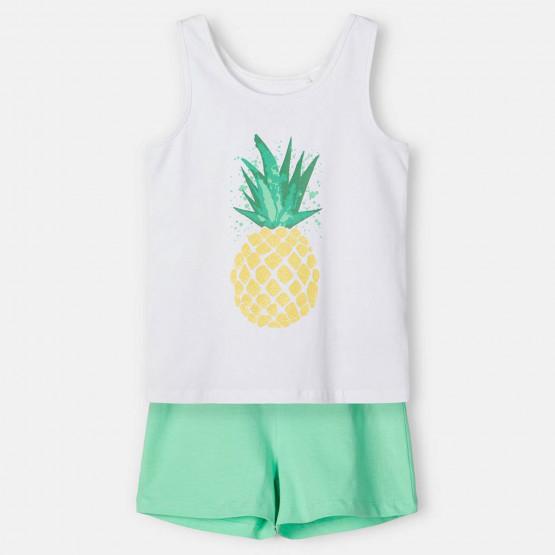 Name it T-Shirt Fem Knit Oco95/Ea5 Παιδικό Σετ