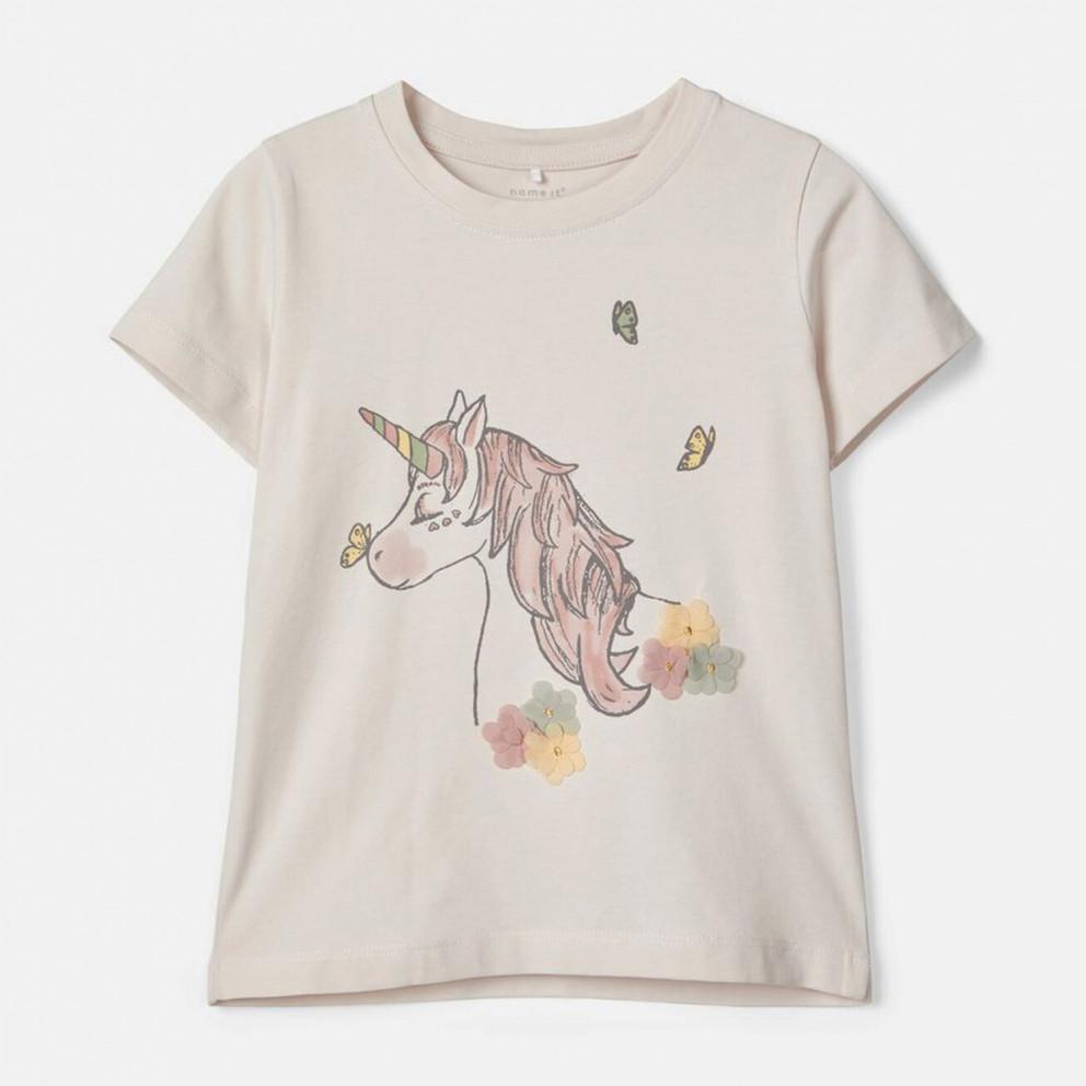 Name it Printed Girls' T-shirt
