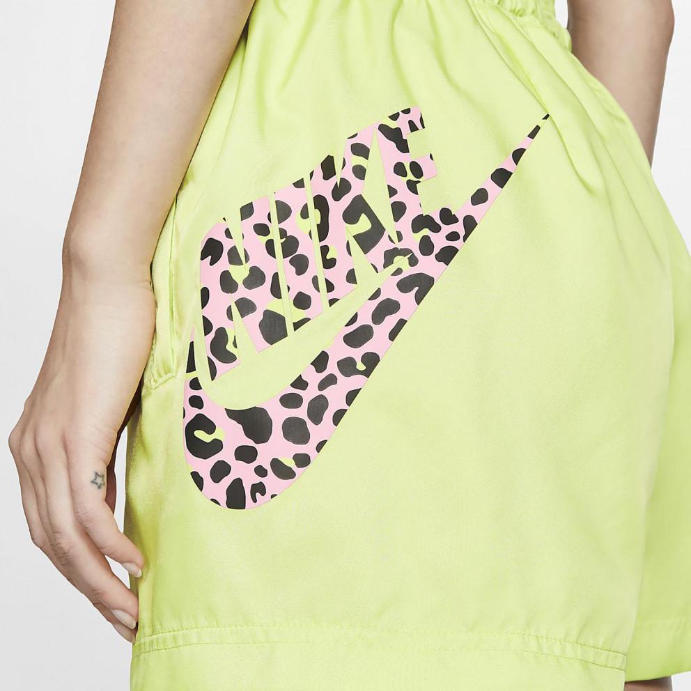 Nike Sportswear Women's Woven Prnt Pack Short