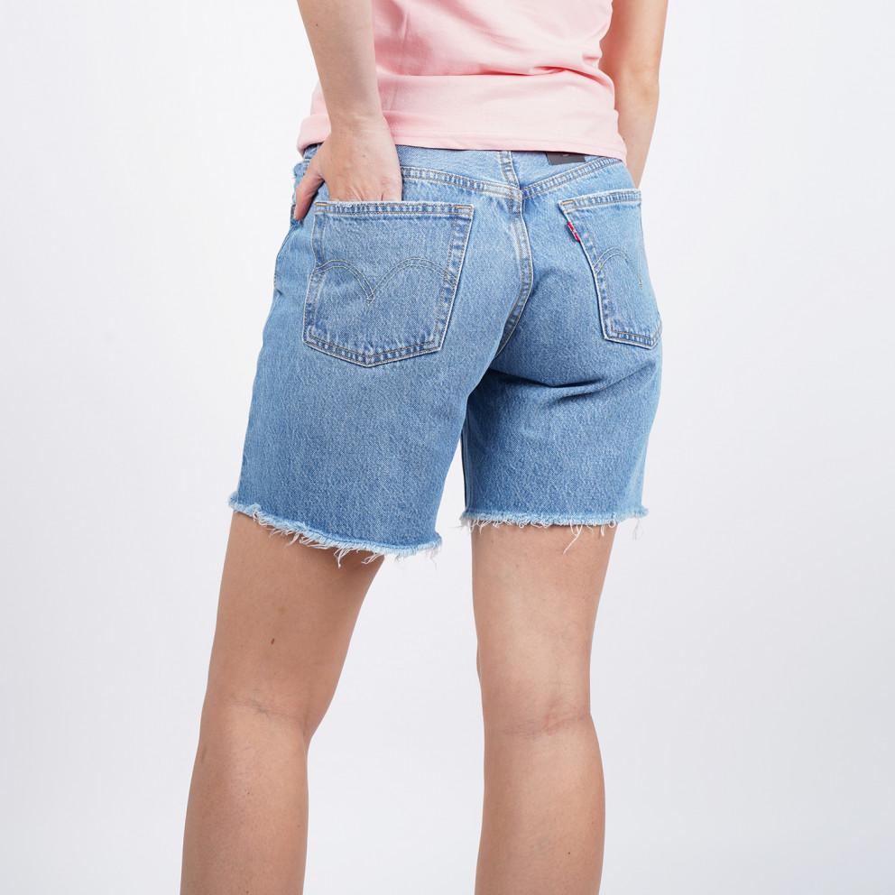Levi's Women's 501 Mid Rise Shorts - Γυναικείο Σορτσάκι
