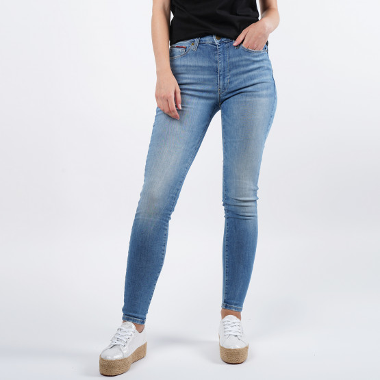 Tommy Jeans Sylvia High Rire Super Skinny Woman Jean
