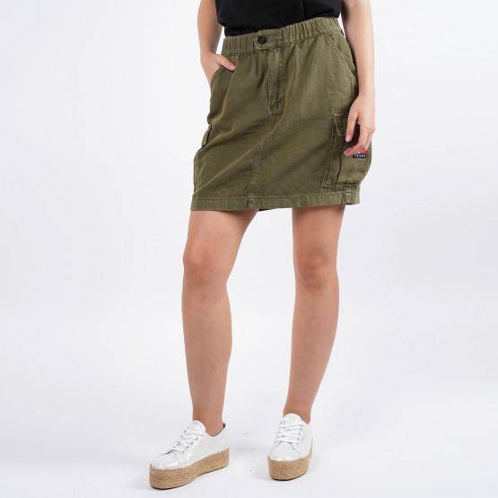 Tommy Jeans Short Cargo Skirt Γυναικεία Φούστα