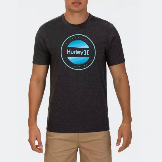 Hurley Circle Dye Men's Tee