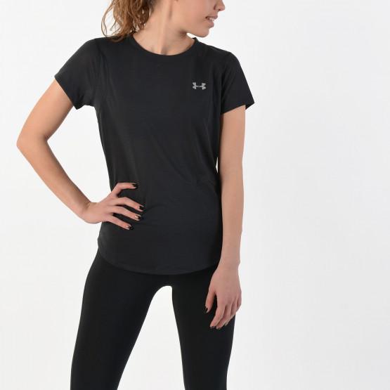 Under Armour Women's Streaker Short SLeeve
