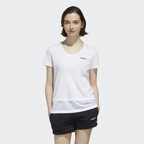adidas Performance Essentials Material Mix Women's Tee