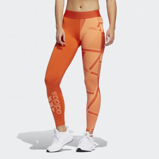 adidas Performance Alphaskin International Long Γυναικείο Κολάν