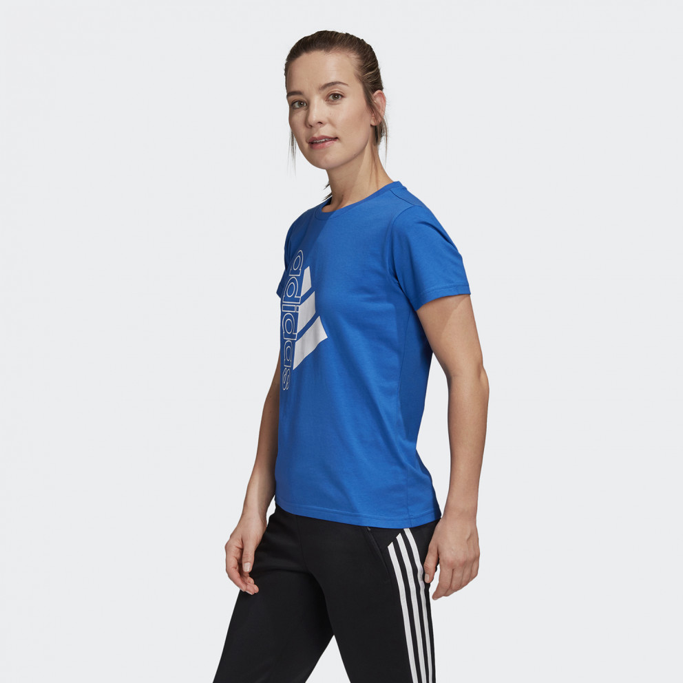 adidas Performance Must Haves Graphic Γυναικείο Μπλουζάκι