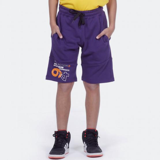 Body Action Boys Classic Bermuda Shorts