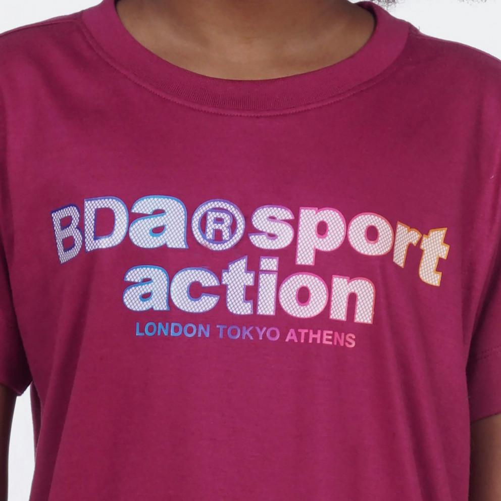 Body Action Girls Long T-Shirt