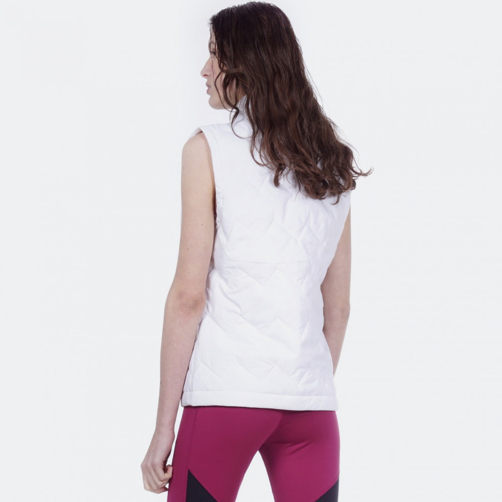 Body Action Women's Puffy Vest