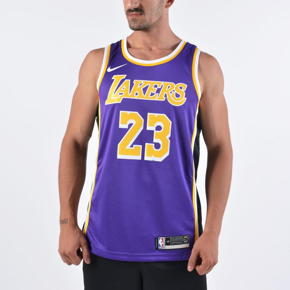 Nike NBA Lebron James Los Angeles Lakers Statement Edition Men's ...