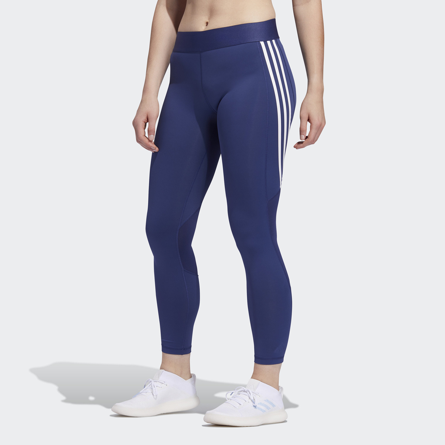 adidas Performance Alphaskin 3-Stripes Γυναικείο Κολάν (9000059544_43461)