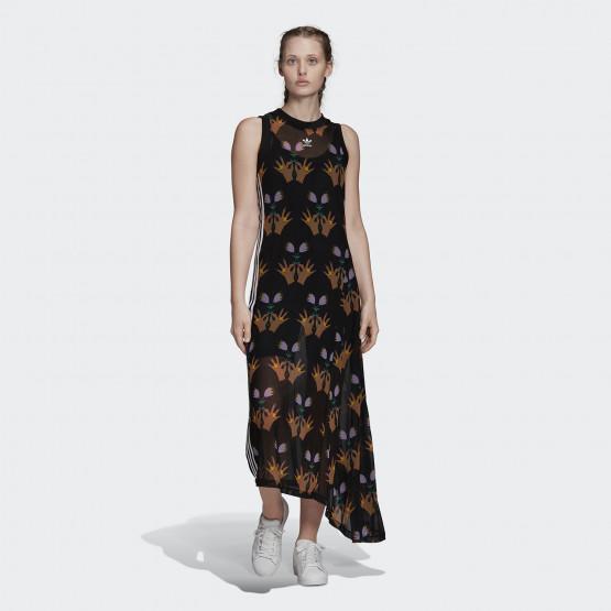adidas Originals Aop Long Γυναικείο Φόρεμα