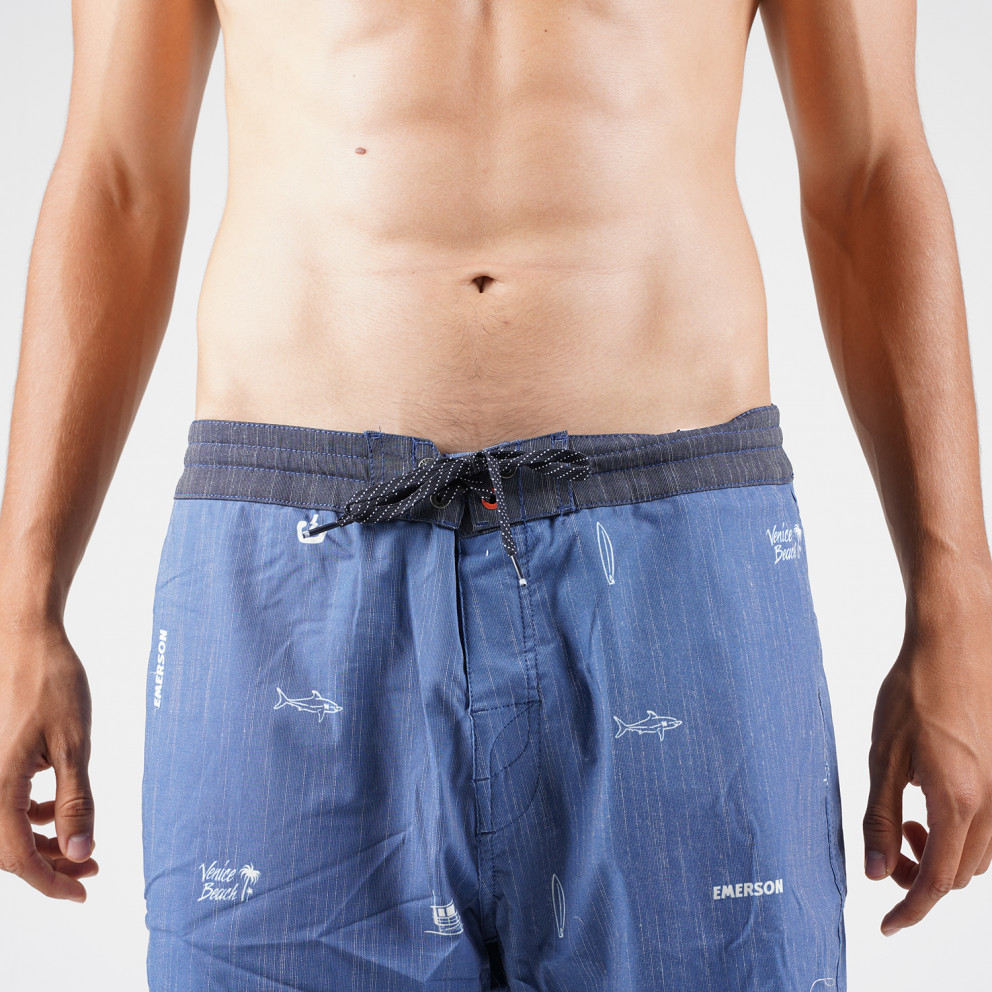 Emerson Men's Packable Board Shorts