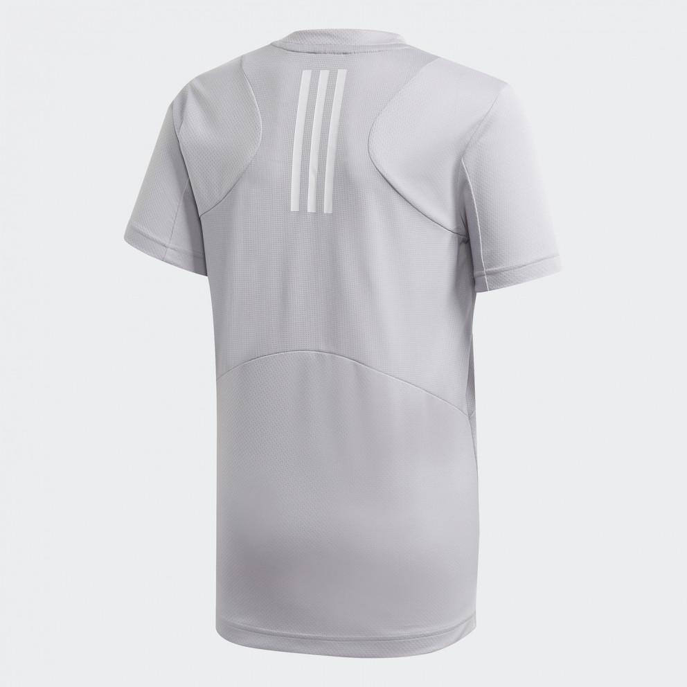 adidas Performance Heat Dry Παιδικό T-Shirt
