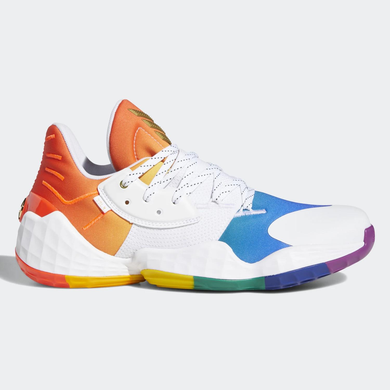adidas Harden Vol. 4 Ανδρικά Παπούτσια για Μπάσκετ (9000057853_47541)