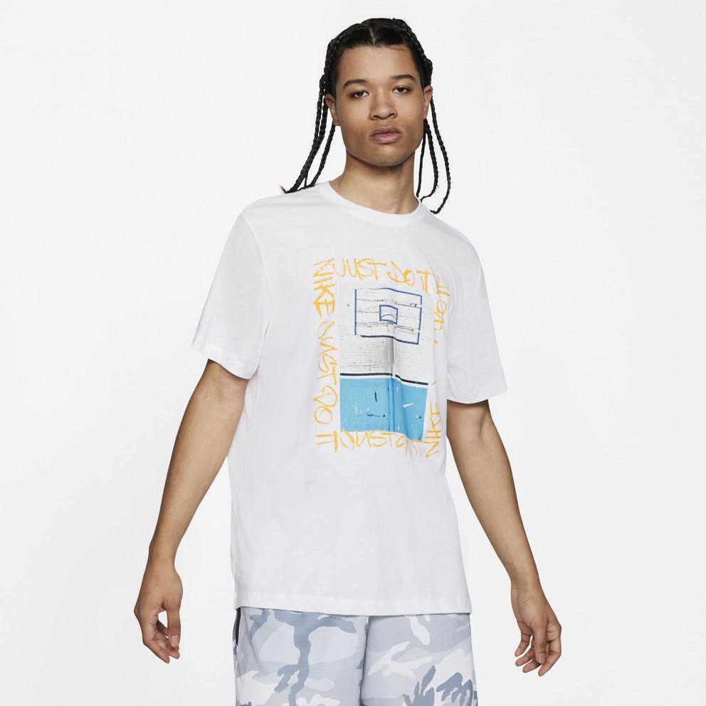 Nike  Basketball Hoop Dri-FIT Men's T-Shirt