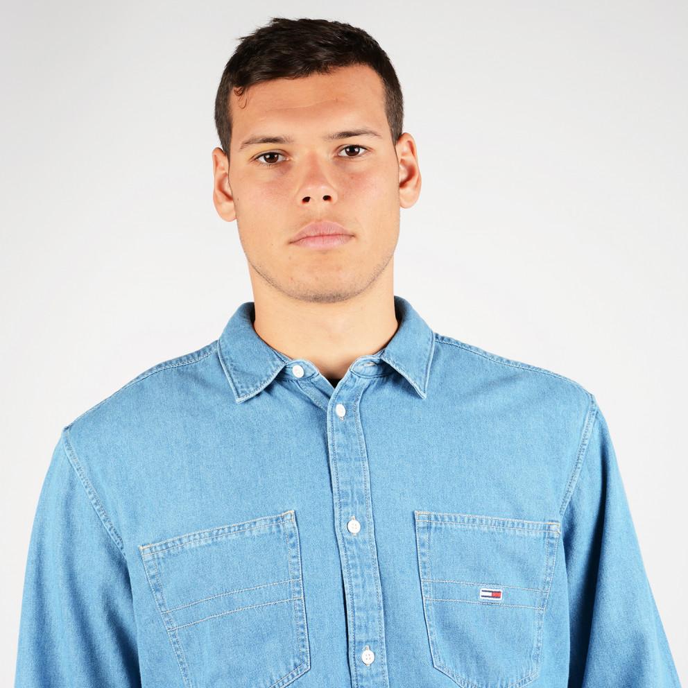 Tommy Jeans Tjm Denim Shirt