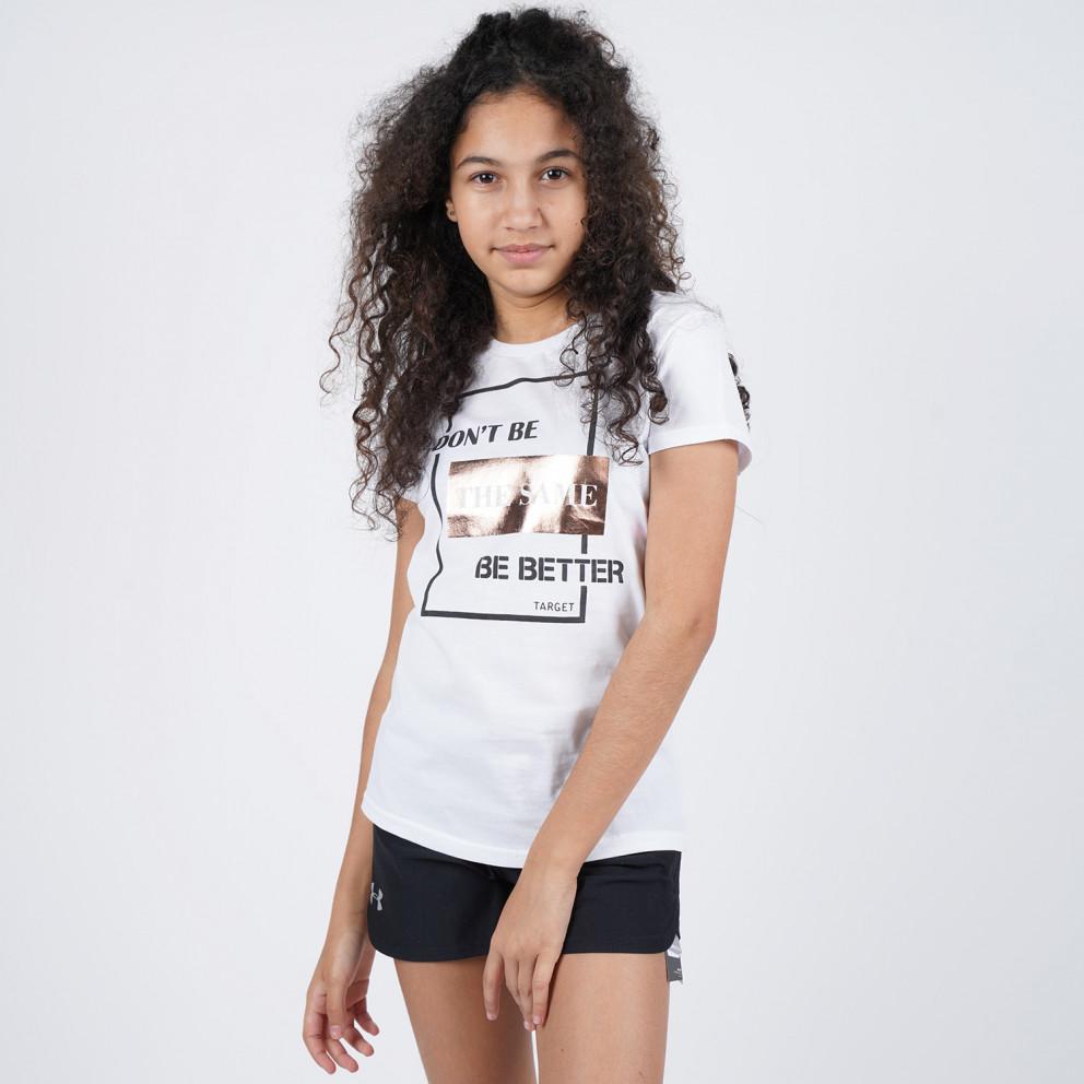 Target Don't Be The Shame Παιδική Μπλούζα