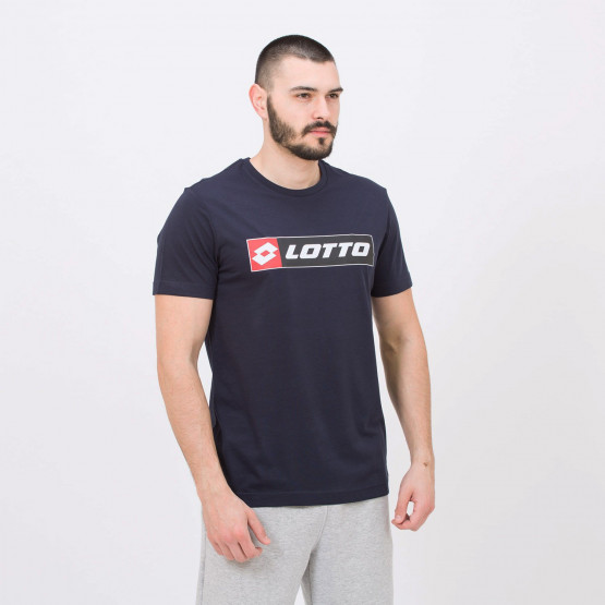 Lotto Js Logo Men's Tee