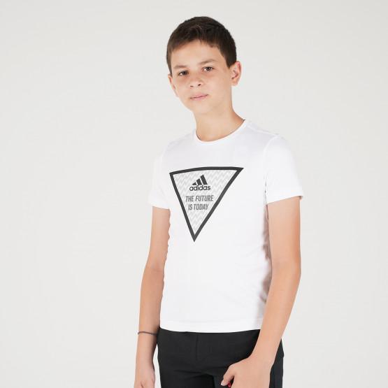 adidas Performance XFG Παιδικό Μπλουζάκι