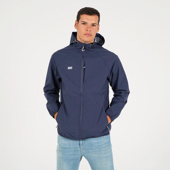 Basehit Men's Jacket with Hood