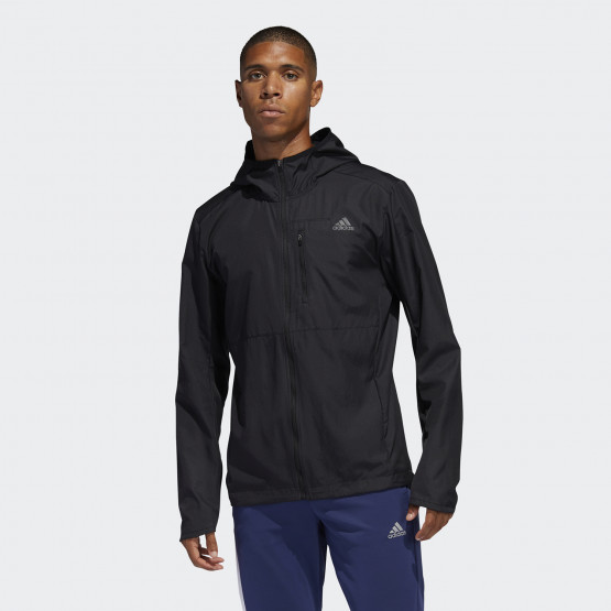 adidas Performance Own The Run Hooded Wind Ανδρική Ζακέτα