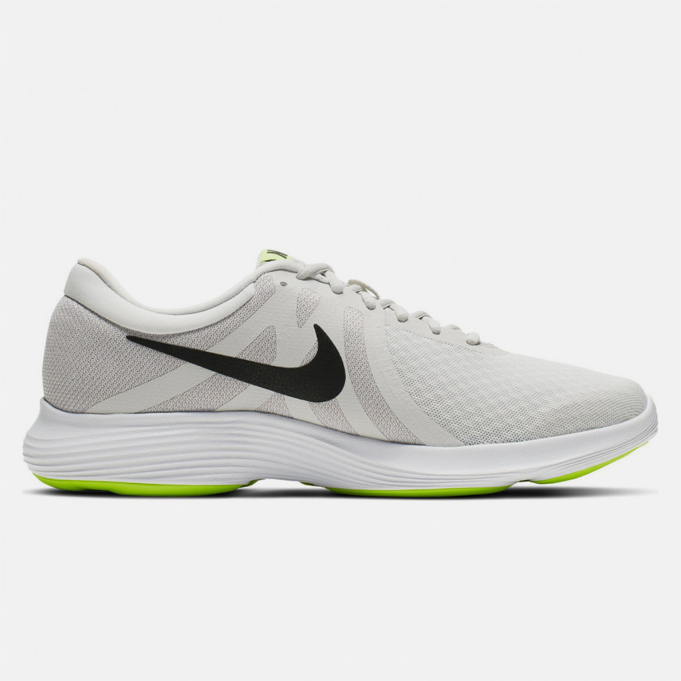 Sin valor unir Distracción  Nike Revolution 4 Eu PLATINUM TINT/BLACK-ELECTRIC GREEN AJ3490-005